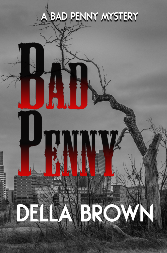 Bad Penny front cover